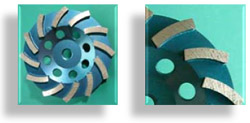 Cyclone Grinding Cup Wheel