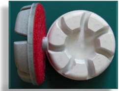 Concrete Floor Polishing Puck 2.4 inch