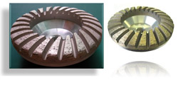 Contour Convex Grinding Cup Wheel