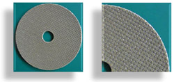 Electroplated Polishing Pad