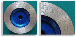 Continuous Rim Grinding Cup Wheel