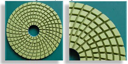 Wet Polishing Pad PG for Premium Gold