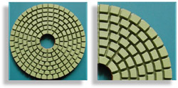 High End Supreme Wet Polishing Pad